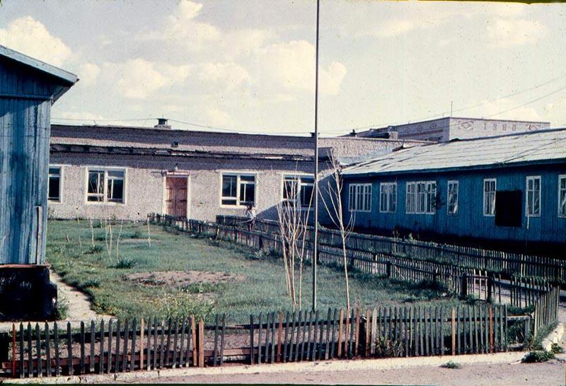 Монголия, Манита, школа №12